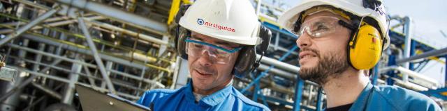 Expertis| myGAS | Air Liquide