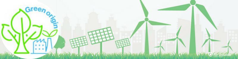 Green Origin - sustainable future | Air Liquide
