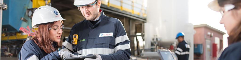 Säkerhetsutbildning | myGAS | Air Liquide
