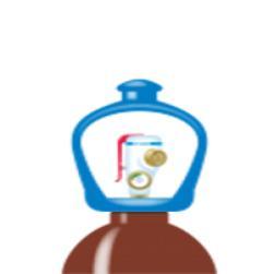 acetylen flaska smartop 6kg